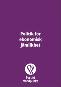 Antagen proposition om ekonomisk jämlikhet